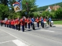 Aarg. Marschmusik- und Paradetag in Möriken (11.06.2006)