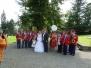Hochzeit Roger Trottmann und Mirjam (13.08.2011)